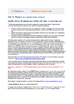 PAGEOPH flyer - call for papers